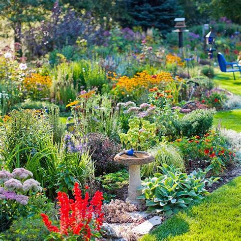 better homes and gardens plan a garden gardens birds and home and garden on pinterest