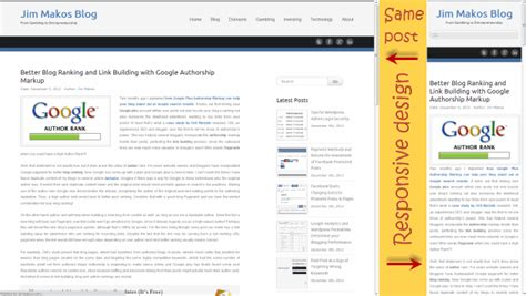responsive design google analytics responsive web design recommended by google analytics