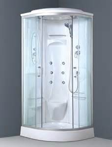 Grey Bathtub Shower Cubicle Shower Room Shower Enclosure Bathroom