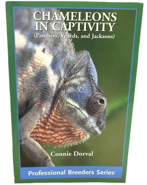 you are one in a chameleon books book chameleons in captivity by c dorval swell reptiles