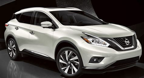 nissan suv 2016 white new car suv crossover and classic cars nissan murano
