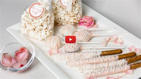 Easy Baby Shower Ideas by 4 Easy Diy Baby Shower Treats Mywhitet
