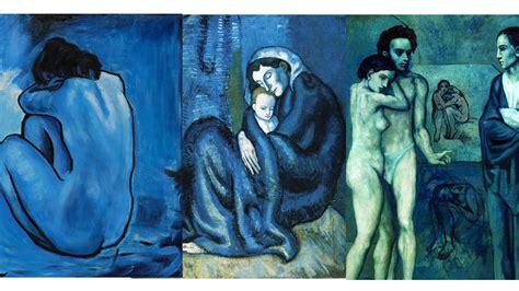 el periodo azul de picasso 1901 1904 el color de la el periodo azul de picasso 1901 1904 el color de la new