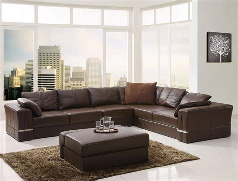 cool sectional couches 20 cool sectional leather couch ideas