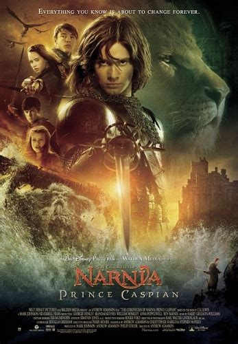 film like narnia the chronicles of narnia prince caspian 2008 is a epic