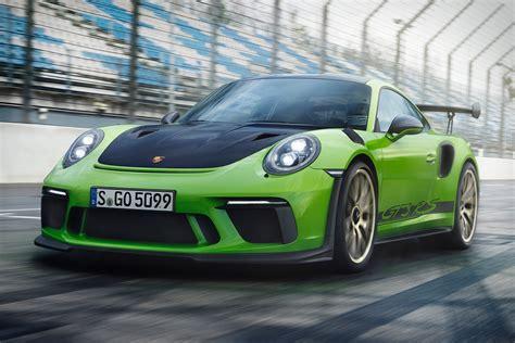 2019 Porsche 911 Gt3 Rs by 2019 Porsche 911 Gt3 Rs Uncrate