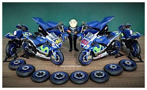 Jual Diecast Motogp by Fresh Motogp Diecast Honda Motorcycles