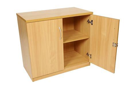 desk high double door cupboard office furniture solutions 4u