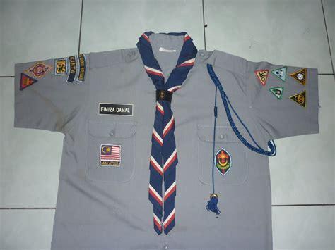 lencana baju pengakap
