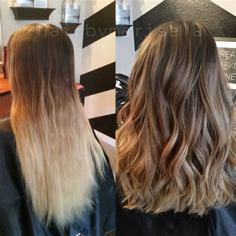 obre to grow out highlights 403 best hair images on pinterest