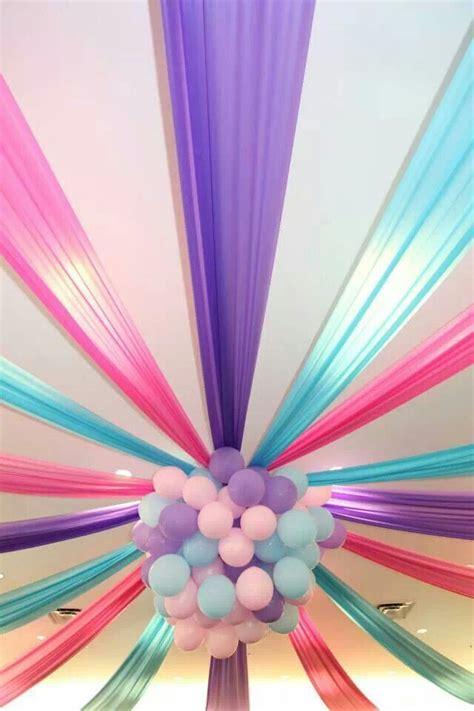 decorar con globos y telas decoraci 243 n con globos 57 ideas increibles para fiestas y