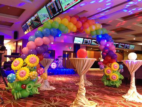 Birthday party balloon decoration ideas party favors ideas