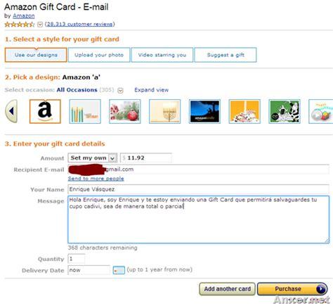 Como Comprar Gift Card - tutorial para comprar una gift card en amazon