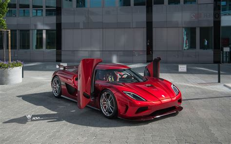 koenigsegg red red koenigsegg agera r stuns with adv 1 wheels gtspirit