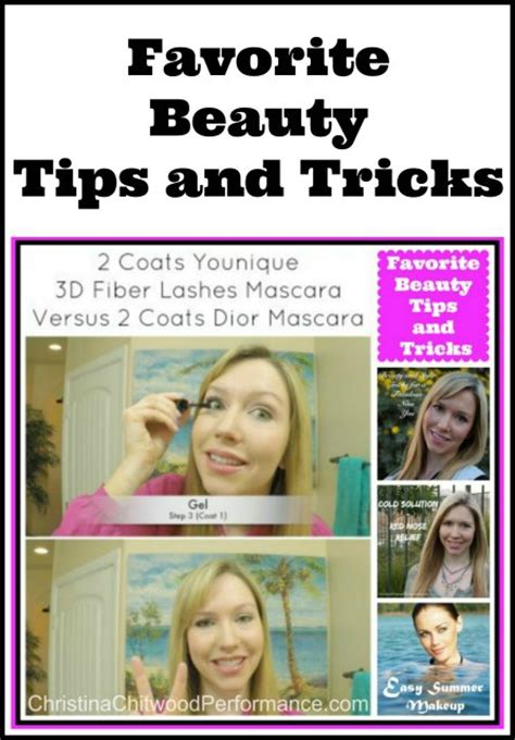 20 best beauty tips and tricks for women 20 ways to look like a celebrity
