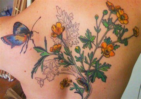 buttercup flower tattoo buttercup on flowers designs