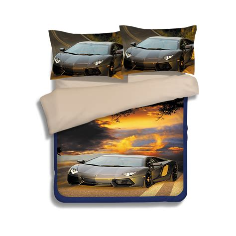 car bedding popular sports car bedding buy cheap sports car bedding