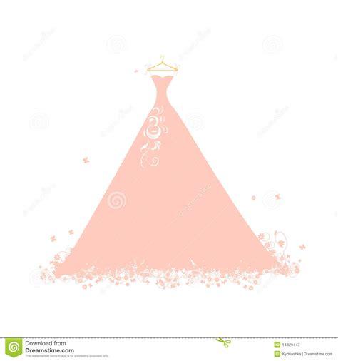 Wedding Dress Clip On by Wedding Dress Clip Pink Www Pixshark Images