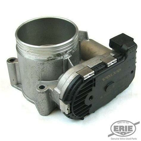 volvo electronic module throttle body   turbo     ebay