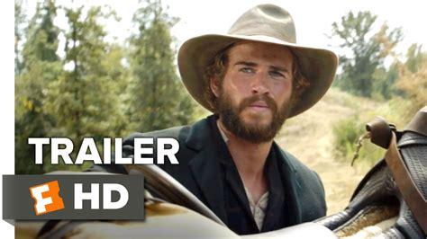 film de cowboy recent the duel official trailer 1 2016 liam hemsworth