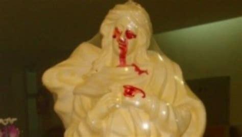 imagenes de la virgen maria reales estatua de la virgen maria llora sangre
