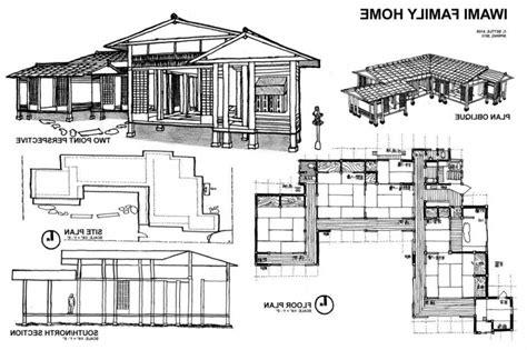 japanese house floor plans house design plan traditional japanese home floor