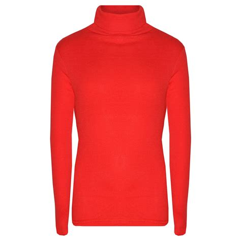 Neck Cotton T Shirt polo neck t shirt ribbed cotton jumper