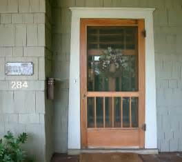 Screened Doors by Front Doors Creative Ideas Front Screen Doors