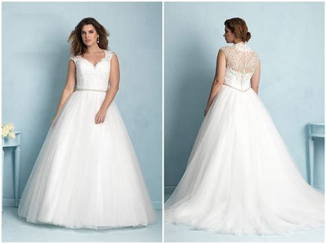 Your Guide to Plus Size Wedding Gowns ? Wedding Dresses