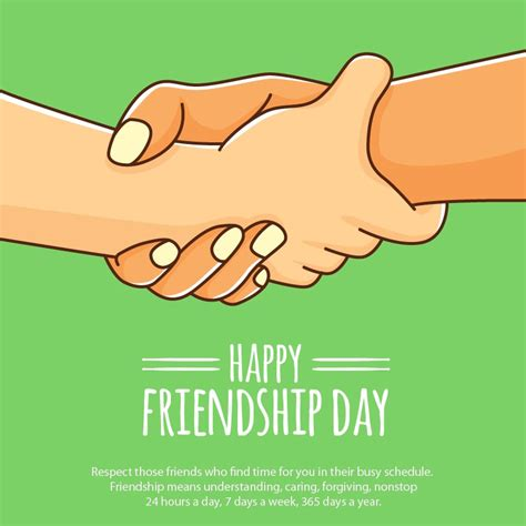 happy day in happy friendship day kindcare center