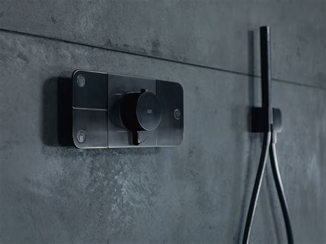 Hansgrohe Selecta Shower by Axor One Shower Tap Axor One Collection By Hansgrohe Design Barber Osgerby
