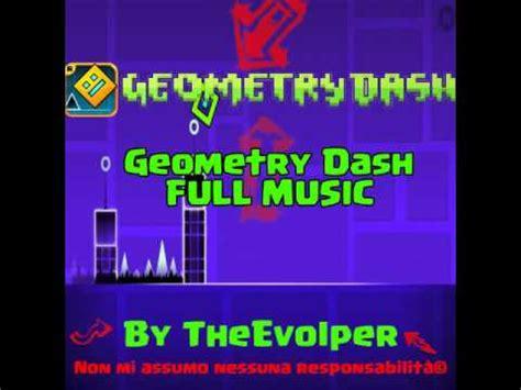 geometry dash full version soundtrack geometry dash soundtrack zip