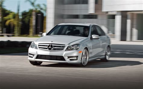 luxury mercedes sport mercedes c class barely beats infiniti g bmw 3 series in