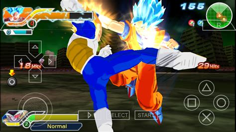 mod game ppsspp dragon ball z tenkaichi tag team mod v14 ppsspp iso