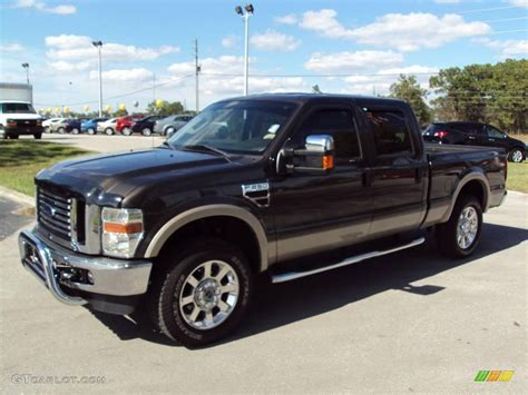 2008 metallic ford f250 duty lariat crew cab 4x4 21883003 gtcarlot car