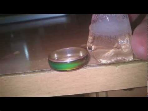html imagenes que cambian anillo cambia de color segun temperatura youtube