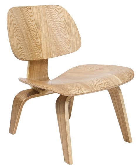 The lcw chair by charles and ray eames 1945 the eames lcw lounge chair
