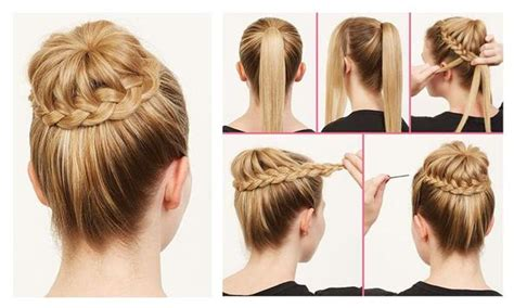 girls easy hairstyles steps for android apk download
