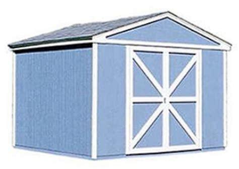 high quality tudor    garden tool shed kit