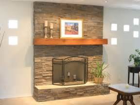 25 fascinating stacked fireplace designs all new