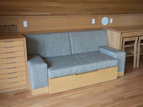 turn a bed into a couch great design solutions for maximizing the functionality of