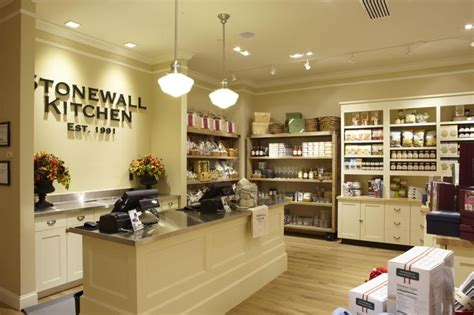 kitchens store stonewall kitchen opens 10th company store foods