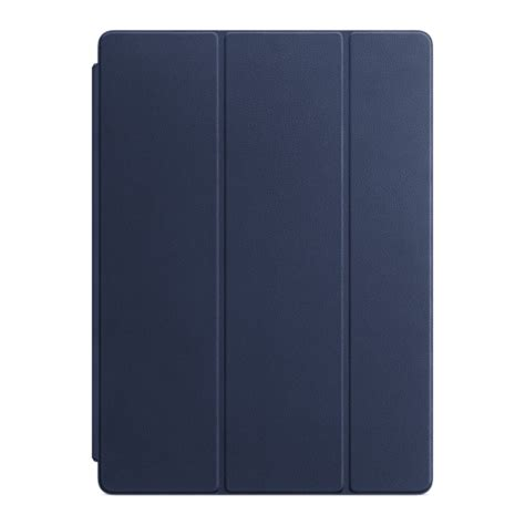 80 E 22 Cover Leather Smart Cover For 12 9 Inch Pro Midnight Blue