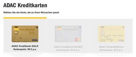 kreditkarten banking adac adac kreditkarten banking f 252 r jede lebens reisephase