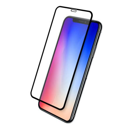 eiger  glass iphone xs max tempered glass screen