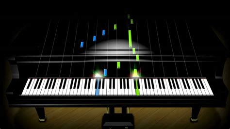 tutorial piano beethoven piano hero tutorial beethoven fur elise youtube