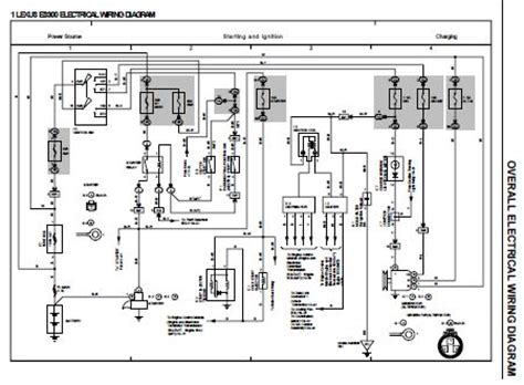 2002 lexus es300 wiring diagram wiring diagrams wiring