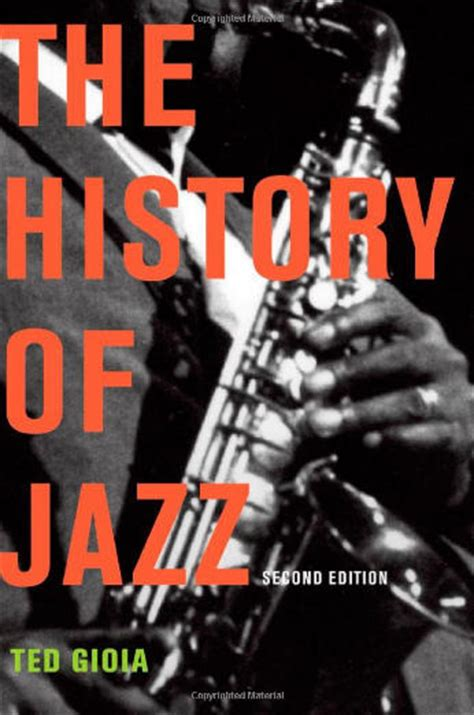 mini jazz world books the history of jazz paperback
