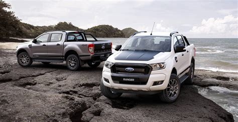 2017 ford ranger xlt double cab 4x4 review loaded 2017 ford ranger fx4 pricing and specs loaded 4x4