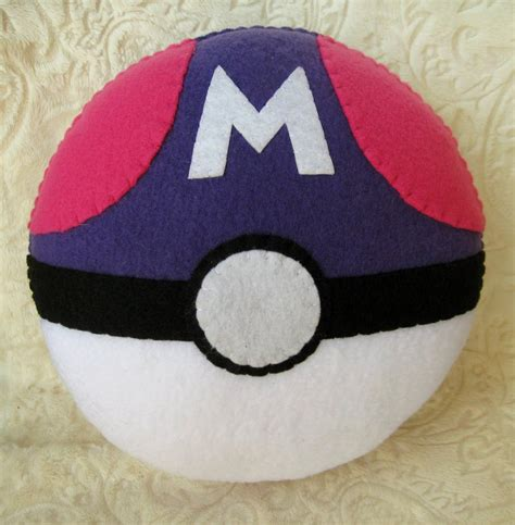 Plush Pillow Masterball Plush Pillow By P Isfor Plushes On